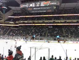 Moda Center Seating Chart Hockey 41 Symbolic Xcel Hockey Seating