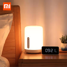 <b>Xiaomi Mijia</b> Bedside Lamp 2 <b>Smart Light</b> voice control touch switch ...