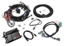 ecu and harness kits holley performance products Aftermarket Engine Wiring Harness at Street And Performance Wiring Harness