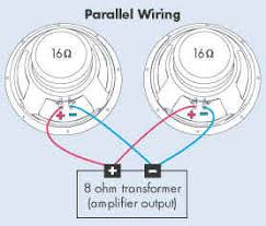 wiring in parallel speakers wiring image wiring help wiring 4 pioneer speakers to a denon pma 250iii avforums on wiring in parallel speakers