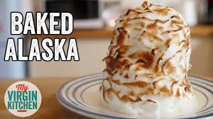 EASY BAKED ALASKA RECIPE - YouTube