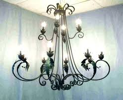 outdoor electric chandelier gazebo
