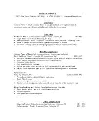 Camp Counselor Resume Sample Best of Camp Counselor Resume Sample Letter Resume Directory