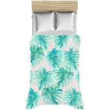 paradise palms watercolor tropical palm