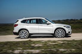 2018 bmw crossover. exellent crossover 2018 bmw x1 side view and bmw crossover