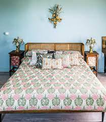 the lily garden bedding set just fabrics