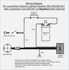 lumenition electronic ignition wiring diagram realestateradio us Electronic Ballast Wiring Diagram lumenition optronic ignition system for vintage & classic cars