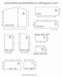 barbie doll furniture plans. Diy Dollhouse Furniture Plans Elegant Doll House Mebody Will Need This Someday Barbie D