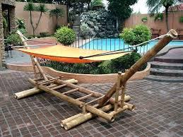 diy indoor hammock stand portable camping hammock stand hammock stand can save your budget bamboo hammock diy indoor hammock stand