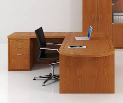 wood veneer executive desks