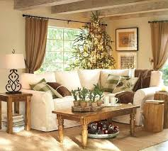 Pottery Barn Living Rooms Simple Decorating Design