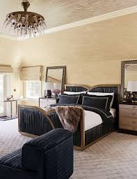 Mirror Placement In Bedroom Contemporary Bedroom By Kelly Wearstler By Architectural Digest