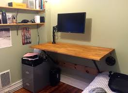 home office standing desk. i made my own wall mounted standing desk and so can you matt for stand up u2013 real wood home office furniture