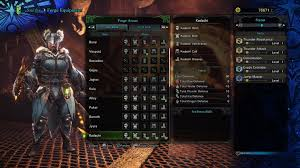 The Best Low And High Rank Armor In Monster Hunter World