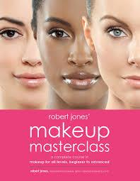 robert jones makeup mastercl a plete course in makeup for all levels beginner to advanced robert jones 9781592337835 amazon books