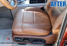 2004 2008 ford f 150 king ranch leather seat cover driver bottom king ranch