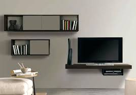 flat panel mount tv stand. Flat Tv Unit Mounted Screen Wall Cabinet Furniture Noticeable Modern Bunnings Pack Panel Mount Stand
