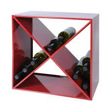cube wine rack. Plain Rack Metal Wine Rack System CUBE Red  Inside Cube Wine Rack K