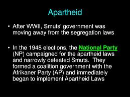 Ppt Apartheid Powerpoint Presentation Id3124200