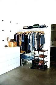 bedroom without closet ideas bedroom with no closet small bedroom no closet ideas bedroom without closet