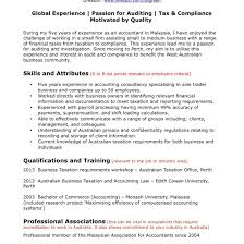 Ideas Collection Accountant Cover Letter Template Australia