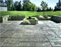 cost to install bluestone patio stone patio cost per square foot how flagstone patio cost per cost to install bluestone patio