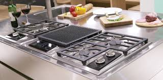 gas stove top with grill. icbim15/s multi-function gas cooktop from wolf www.subzero-wolf. stove top with grill