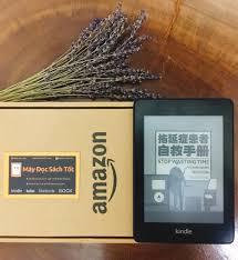 Máy Đọc Sách Tốt - Kindle Paperwhite 4 8GB cũ hình thức đẹp như mới. Bảo  hành 6 tháng Giá chỉ 2.xxx.xxx
