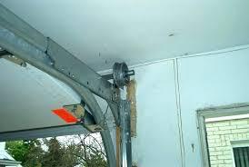 low profile garage door opener low ceiling garage door opener low headroom garage doors with double