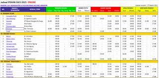 Inilah jadwal link live streaming misa online kenaikan isa almasih kamis 21 mei 2020. Jadwal Misa Pekan Suci Paskah 2021 Di Keuskupan Agung Jakarta