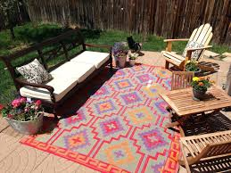 patio rugs on for rv canada patio rugs