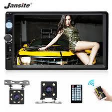 "<b>Jansite 7</b>"" FHD <b>1080P Car</b> Radio MP5 player Digital Touch screen ..."