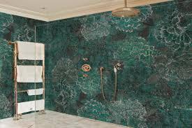 Badkamer Behang Voordelen Inspirerende Voorbeelden