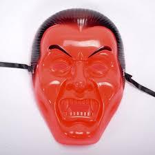 Mask Decorating Supplies 100 Adults Full Face Vampire Masks Scary Horror Mask Masquerade 96