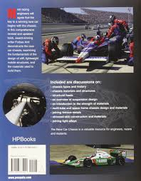Race Car Chassis Design And Construction Powerpro Race Car Chassis The Amazon Co Uk Forbes Aird