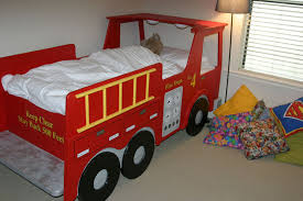 fire truck bedding full size