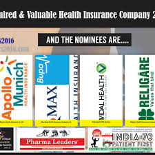 star health apollo munich max bupa vidal religare reliance general insurance are in race for india