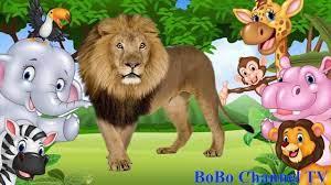 Con Gì Đây 🙉 Dạy Bé Học Con Vật Tiếng Kêu, Hình Ảnh Con Sư Tử, Chó Sói,  ... | Hình ảnh, Chó sói, Sư tử