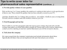 4 tips to write cover letter for pharmaceutical sales representative pharmaceutical sales rep cover letter