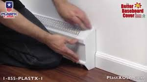 the better baseboard cover