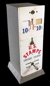 Stamp Vending Machines