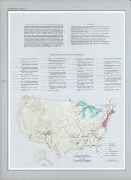 documents for the study of american history us history amdocs map of exploration and settlement north america before 1675