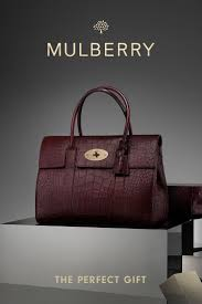 Designer Bags Beginning With B New Arrivals From Mulberry Croc Embossed Leather
