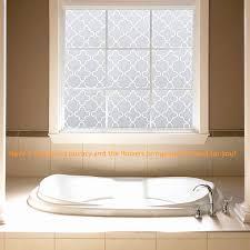 Milchglasfolie Badezimmer Fenster Elegant Sichtschutzfolie Bad Das
