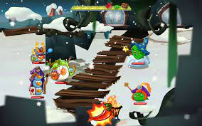 Angry Birds Epic Walkthrough Guide: How to Get 3 Stars in Mountain Pig  Castle Boss Battle