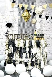 new years decoration ideas fun eve party for grad year decorating decorations diy