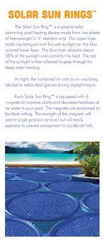 solar sun rings 10 pack. Wonderful Solar Solar Sun Rings Plain Blue Water Anchors 5ft Od Ssra 101 Free Shipping Solar  And 10 Pack