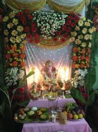 ganesh chaturthi decoration ideas paraphernalia pinterest