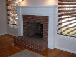 how to build a fireplace surround over brick fresh how to build a wood fireplace surround