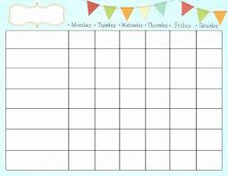 Free Chore Chart Template Fresh Free Printable Chore Charts